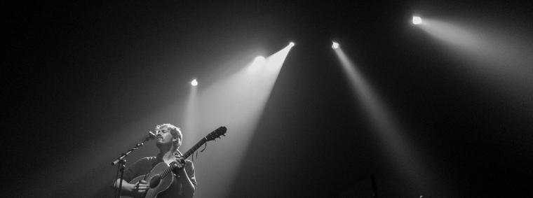 Rhob Cunningham, Cirque Royal Bruxelles, Koninklijk Circus Brussel, live 2014, Brussels, © Caroline Vandekerckhove