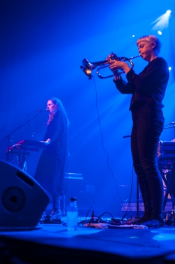 Alice Boman, Iceland Airwaves Festival 2014, Rekyavik, day 2, Harpa