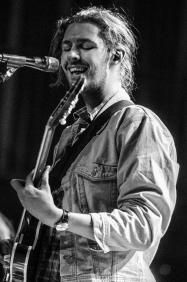 Hozier, Andrew Hozier-Byrne, Iceland Airwaves Festival 2014, live, Harpa, Reykjavik