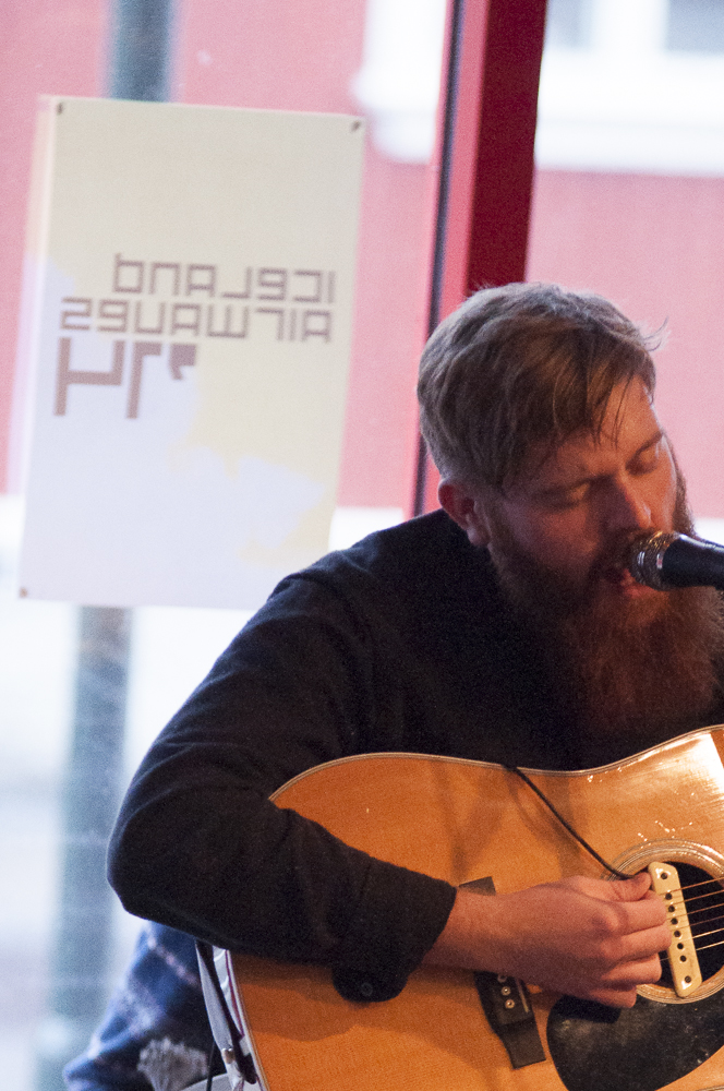Horse Thief, Iceland Airwaves 2014