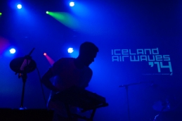 Farao, Iceland Airwaves festival 2014, live, Reykjavik, Harpa