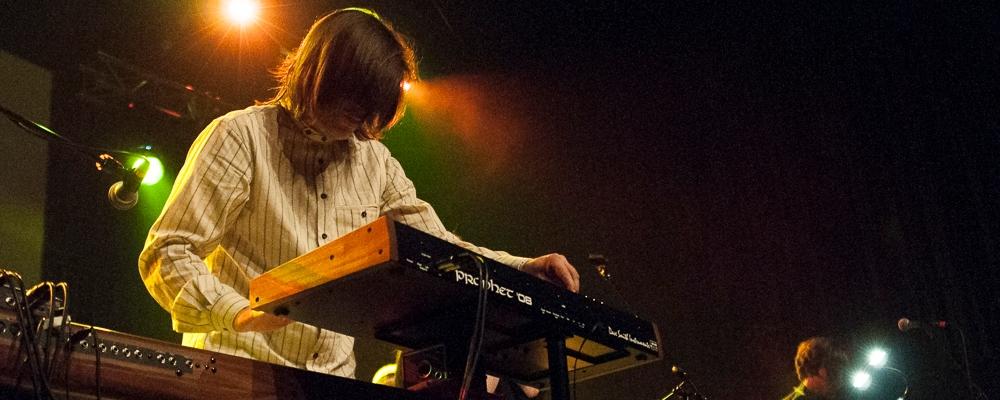 Geislar, Iceland Airwaves Festival 2014, Rekyavik, day 2, Harpa