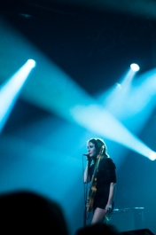 Pins, Iceland Airwaves Festival 2014, Rekyavik, day 2, Harpa