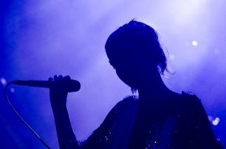 Samaris, Iceland Airwaves 2014 day 4 live Harpa, Reykjavik, Iceland