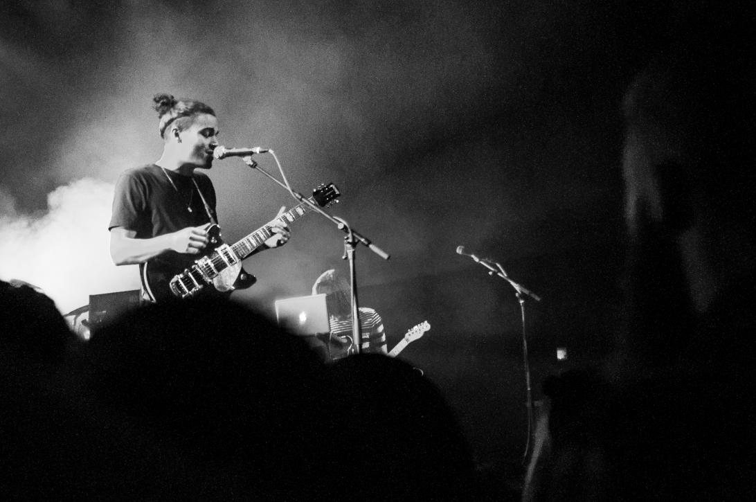 Alex Vargas live 2015 botanique Brussels