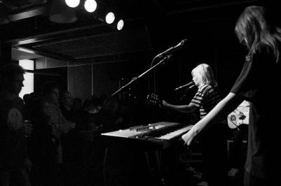 Alvvay, Trix, Antwerpen, 2015, live, music