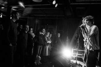 Moon King, Trix, Antwerpen, Live, music, band, 2015