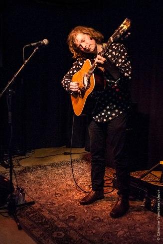 Cian Nugent, Ancienne Belgique, AB, Huis 23, Brussel, live, 2015