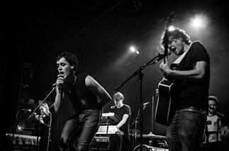 The Mispers trix Antwerpen live