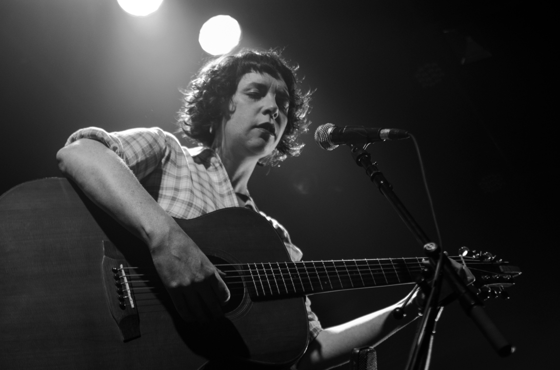 Lisa O'Neill live Ancienne Belgique Club Brussels