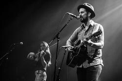 Gill Landry, Live, 2015, Ancienne Belgique AB, Brussels, ©Caroline Vandekerckhove