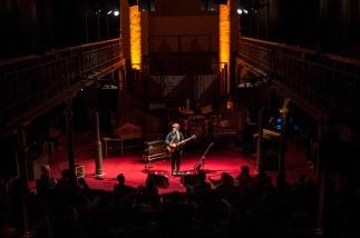 Eaves les nuits botanique live 2015 Brussels Bridie Monds-Watson Irish singer-songwriter ©Caroline Vandekerckhove