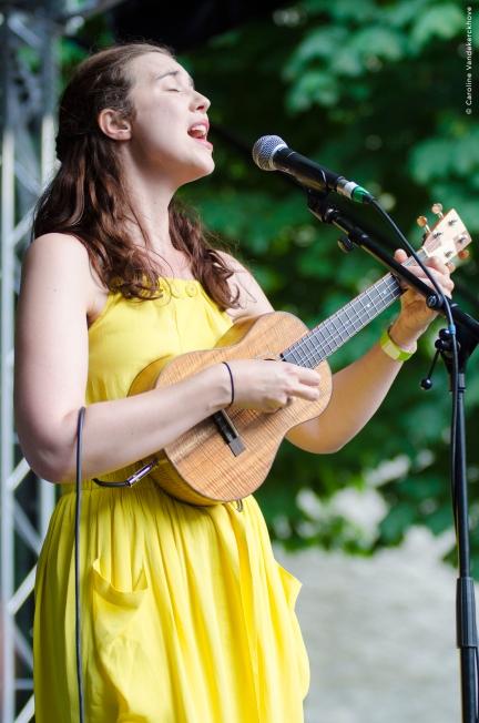 Lisa Hannigan, Féte de la musique, Centre Culturel Irlandais, Paris 2015 live ©Caroline Vandekerckhove