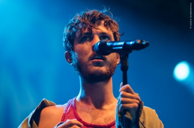 Oscar and the Wolf, live 2015, down the rabbit hole festival, Beuningen, the Netherlands, Max Colombie ©Caroline Vandekerckhove