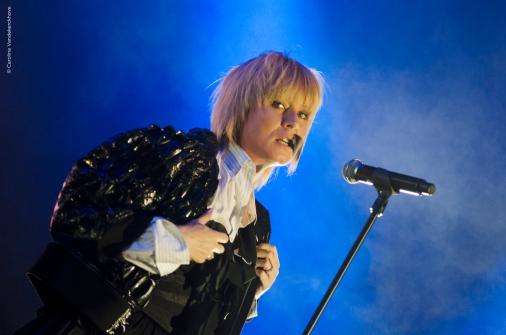 Roisin Murphy, down the rabbit hole 2015 #DTRH15 live Beuningen, the Netherlands ©Caroline Vandekerckhove