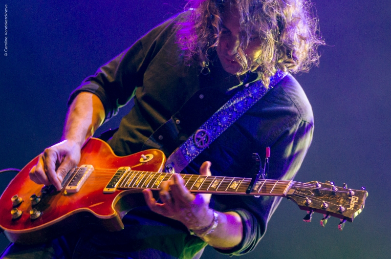 the war on drugs live down the rabbit hole 2015 © Caroline Vandekerckhove