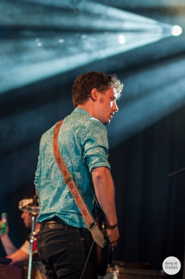 Bed Rugs Absolutely Free Festival Genk live 2015 © Caroline Vandekerckhove