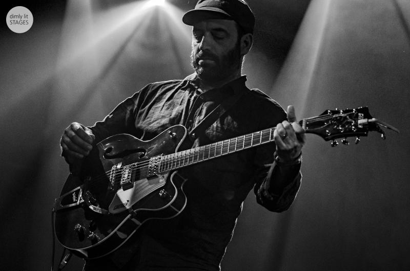 Adrian Crowley live 2015 Brussels Botanique Les Nuits Botanique © Caroline Vandekerckhove