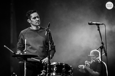 Rhye band live down the rabbit hole 2015 Beuningen The Netherlands © Caroline Vandekerckhove