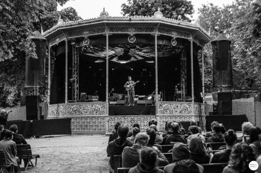 Broeder Dieleman, feeërieën Warandepark Brussels, live 2015 © Caroline Vandekerckhove