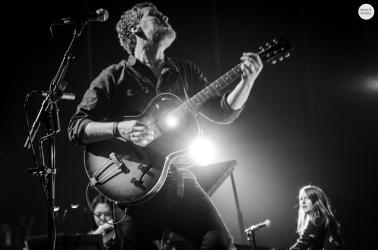 Glen Hansard, Ancienne Belgique Brussels, live 2015 © Caroline Vandekerckhove