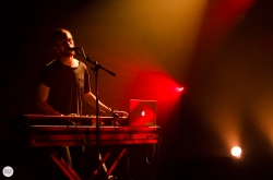 Low Roar Botanique Brussels, live 2015 © Caroline Vandekerckhove