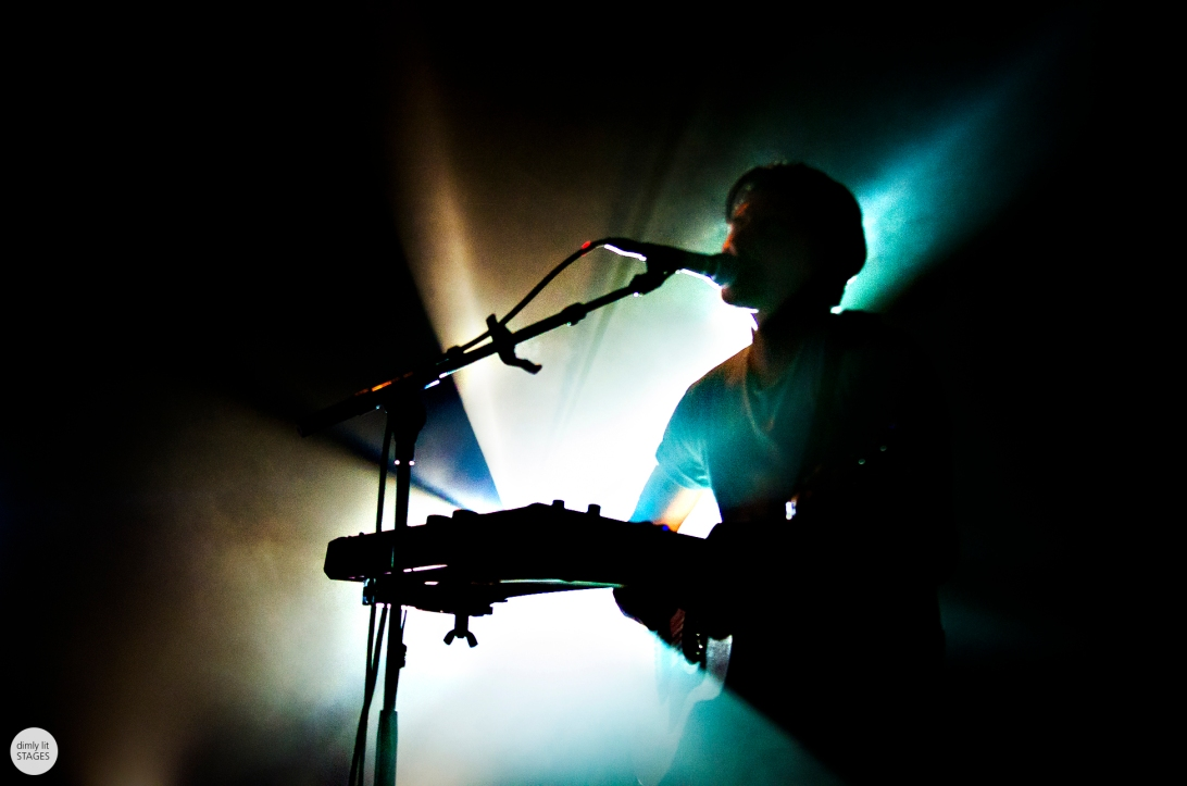 Low Roar Botanique Brussels, live 2015 © Caroline Vandekerckhove