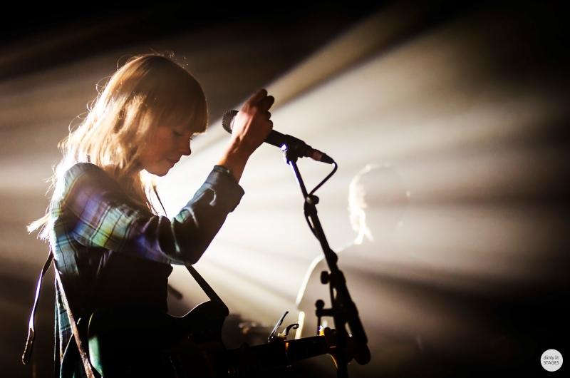 Lucy Rose, Botanique Brussels, live 2015 © Caroline Vandekerckhove