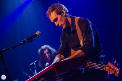 Low band Ancienne Belgique, Brussels, live 2015 © Caroline Vandekerckhove