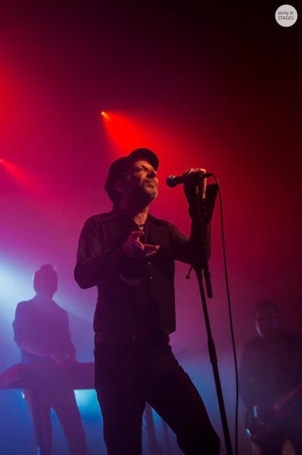 Mercury Rev, Botanique, Brussels, live 2015 © Caroline Vandekerckhove
