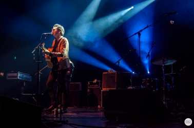 Mike Noga, Ancienne Belgique, Brussels, live 2015 © Caroline Vandekerckhove