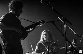 Jose Gonzalez, Roma, Antwerp, live 2015 © Caroline Vandekerckhove