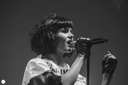 The Dø The do band live Ancienne Belgique Brussels 2015 ©Caroline Vandekerckhove