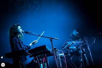 Theodora band live Ancienne Belgique Brussels 2015 ©Caroline Vandekerckhove