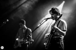 Yung, glimps festival, Ghent, st. Jacobskerk, live 2015 © Caroline Vandekerckhove