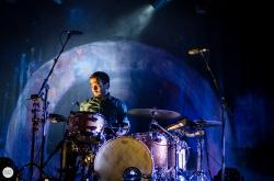 Daughter, band, Remi Aguilella, live 2016, ancienne belgique, brussels ©Caroline Vandekerckhove