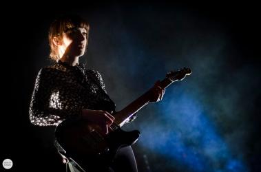 Daughter, band, Elena Tonra, live 2016, ancienne belgique, brussels ©Caroline Vandekerckhove