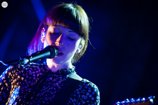 Daughter, band, Elena Tonra, live 2016, ancienne belgique, brussels ©Caroline Vandekerckhove