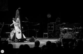 Joanna Newsom live 2016 Bozar Brussels © Caroline Vandekerckhove