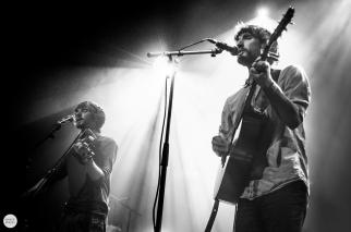 ye vagabonds live 2016 botanique brussels ©Caroline Vandekerckhove