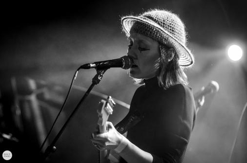 Cate Le Bon live 2016 botanique brussels © Caroline Vandekerckhove