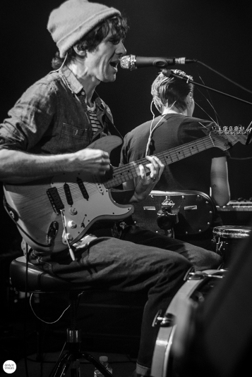 the little books band live 2016 Anciennne Belgique Brussels © Caroline Vandekerckhove