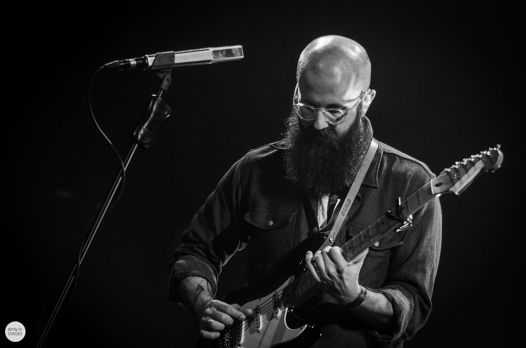 William Fitzsimmons live 2016 Botanique Brussels © Caroline Vandekerckhove