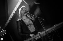 Portland band live 2016 de zwerver Leffinge 2016 © Caroline Vandekerckhove