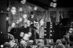 Daniel Docherty live 2016 down the rabbit hole, the Netherlands © Caroline Vandekerckhove