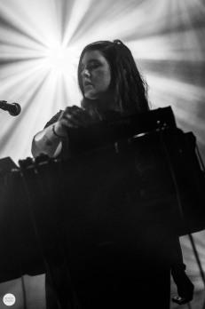Julianna Barwick live 2016 Botanique Brussels © Caroline Vandekerckhove