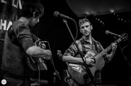 Ye Vagabonds live 2016 Cunninghams Kildare © Caroline Vandekerckhove