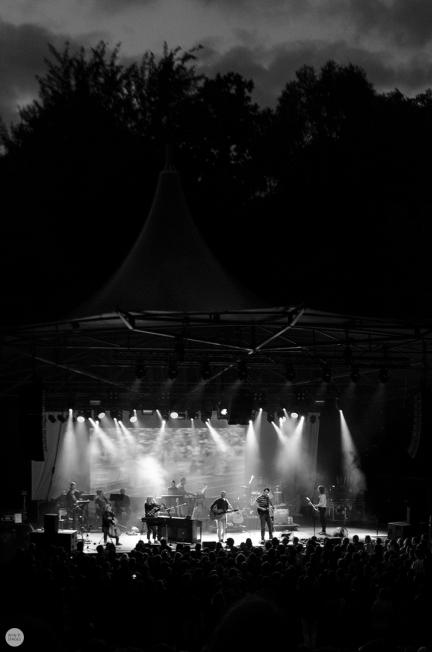 Belle & Sebastian live 2016 OLT Rivierenhof Antwerp © Caroline Vandekerckhove