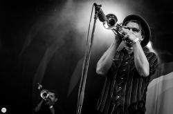 Calexico live 2016 cactus festival Brugge Bruges © Caroline Vandekerckhove