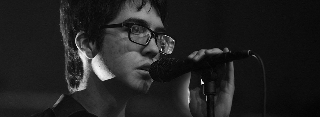 Car Seat Headrest live 2016 down the rabbit hole Beuningen the Netherlands © Caroline Vandekerckhove
